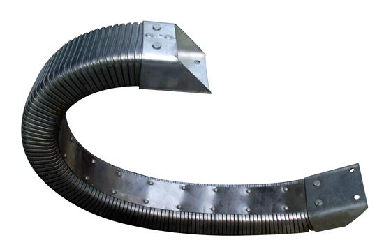 矩形金属软管保护套